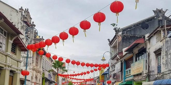Chinese New Year in Kuala Lumpur