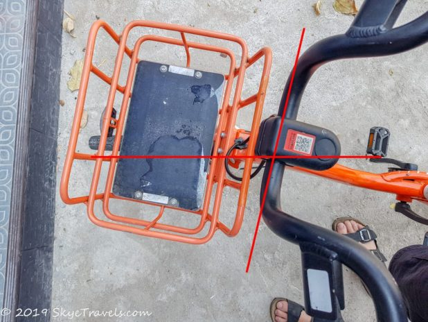 Mobike Misalignment