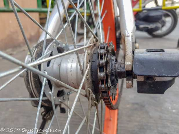 Mobike from Accident