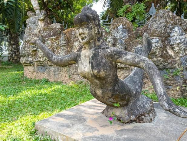 Buddha Park Statues #25