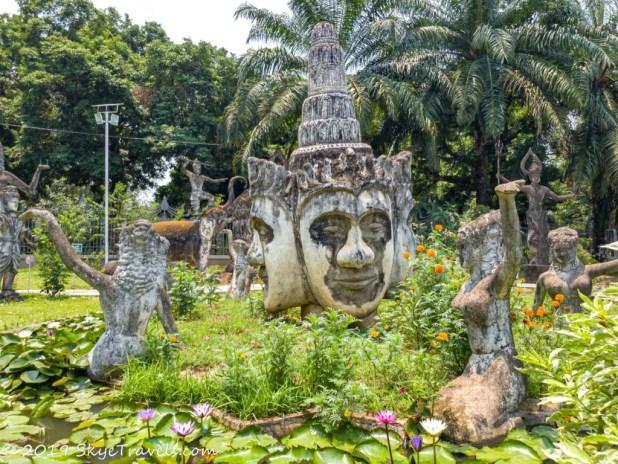 Buddha Park Statues #37