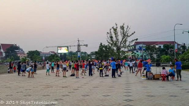 Exercise Classes in Vientiane