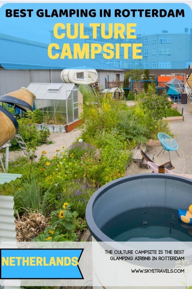 Culture Campsite Pin