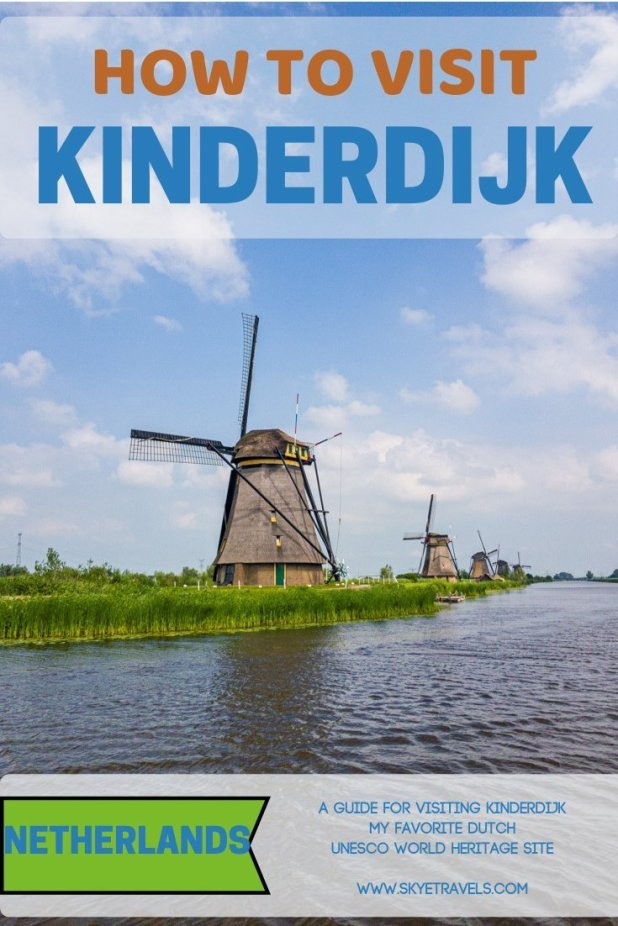 How to Visit Kinderdijk, My Favorite Dutch UNESCO Site