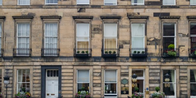 Nira Caledonia Hotel Edinburgh