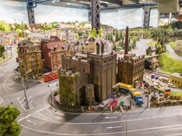Kuffingen at Miniatur Wunderland