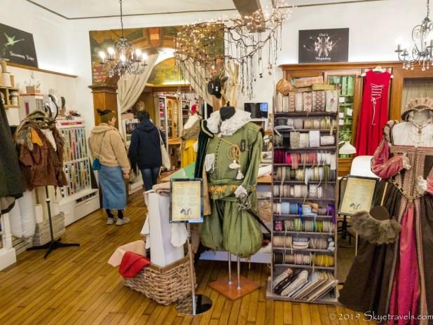 Cosplay Shop in Vianden
