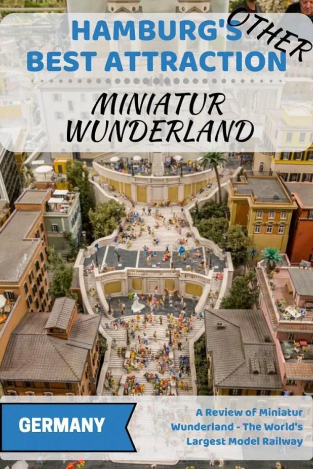 Miniatur Wunderland Pin