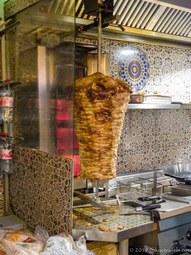 Proper Doner Kebab Meat