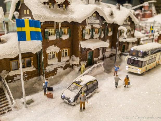 Scandinavia in Miniatur Wunderland
