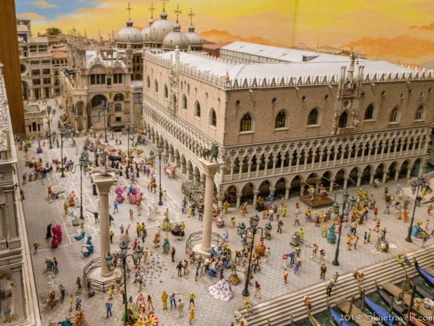 Venice in Miniatur Wunderland