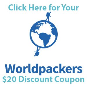 Worldpackers Coupon