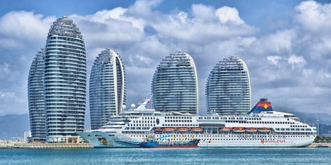 Cruise in Hainan