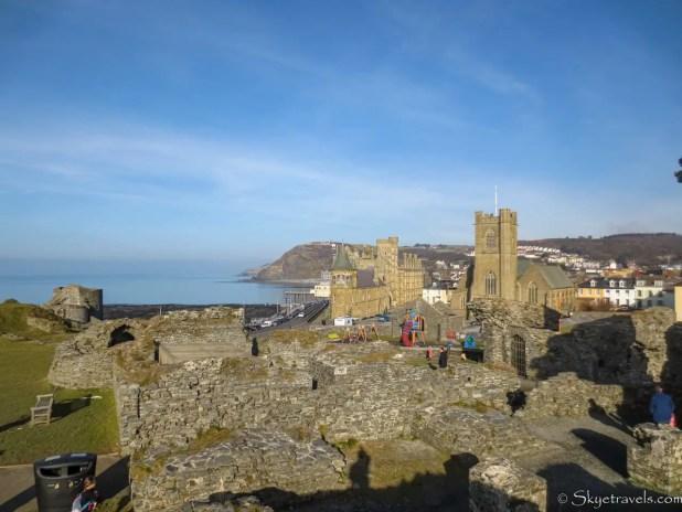 Aberystwyth Castle #4