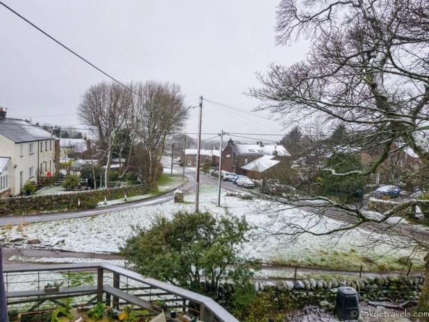 Appleby with Snow