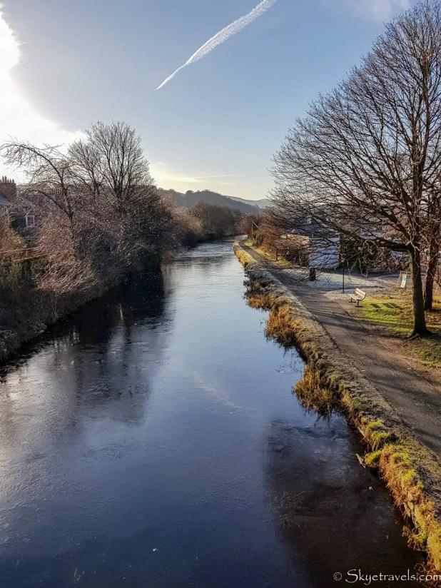 Edinburgh Canal Frozen #4