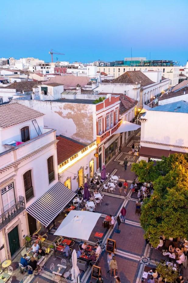 Faro - Where to Stay in the Algarve