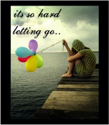 Why is it so hard to let go?
