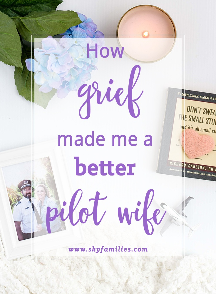 A Pilot Wife talks about her experience with losing her partner and how that shaped her views on the pilot wife lifestyle.