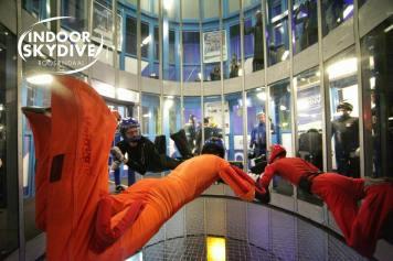 Foto Indoor Skydive Roosendaal