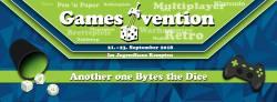 Gamesvention 2018 - 21. September – 23. September