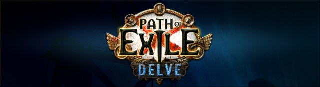 Path of Exile: Delve Logo