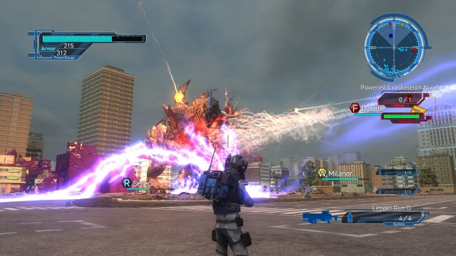 EDF5 Screenshot