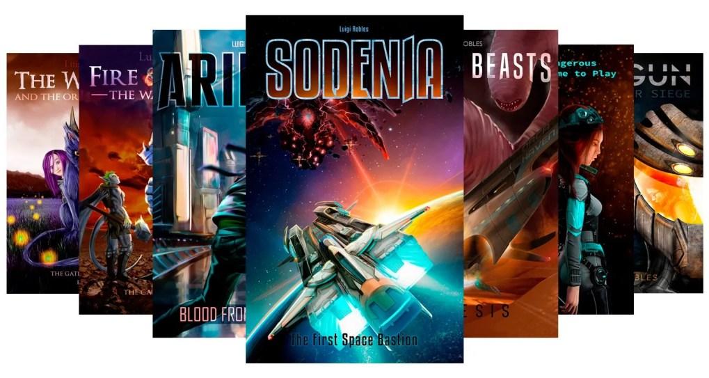 Sci-Fi and Fantasy Books