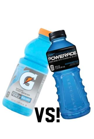 Gatorade vs. Powerade- More power to you?