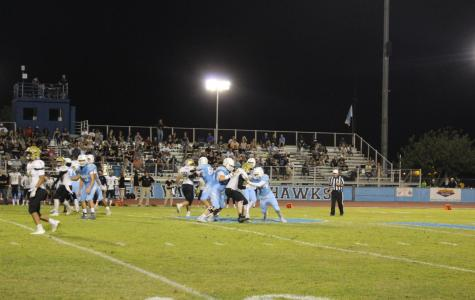Skyhawks Defeated by One Touchdown