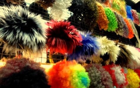 Colors of DV