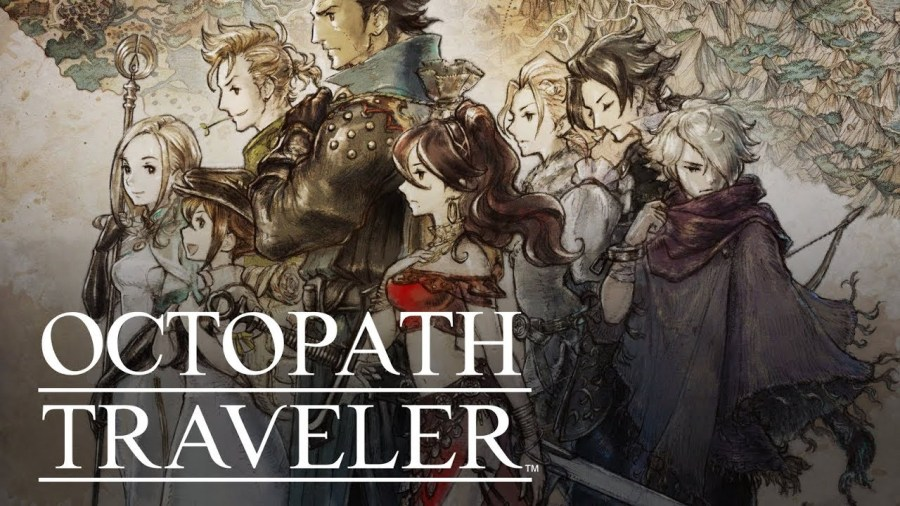 Octopath Traveler – The 8 Story RPG