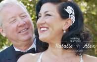 Natalie and Alex Wedding Feature