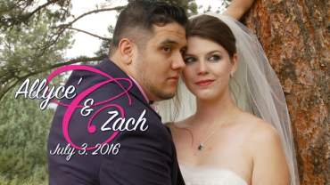Allyce and Zach Wedding Trailer
