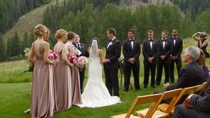 Emily and Alex Wedding Ceremony