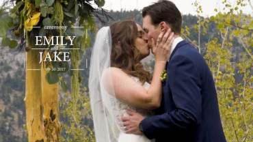 Emily and Jake Wedding Ceremony