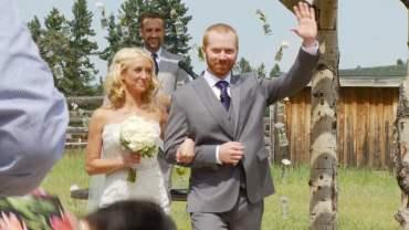 Kendra and Ben Wedding Ceremony