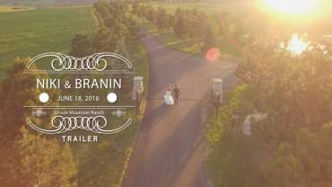 Niki and Brainin Wedding Trailer
