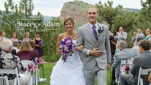 Stacey and Adam Wedding Ceremony