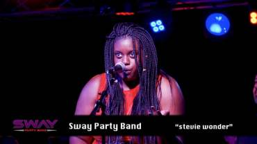 Sway Party Band – Stevie Wonder