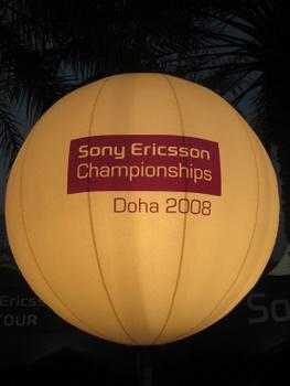 Sony Ericsson Championships Doha 2008