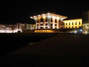 Pałac Sułtana w Maskacie