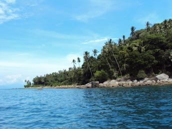 Raj na ziemi - Perhentian Islands, Malezja