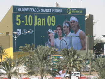 The new season starts in Doha