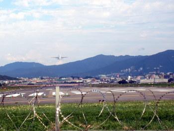 JAL - Spotting na Songshan