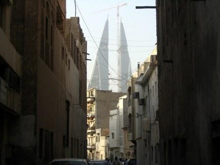 Bahrajn - dwa światy