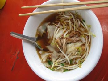 Zupa z ulicy