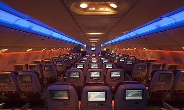 Qatar Airways - Airline of the Year 2011 (Boeing 777 Economy Class)