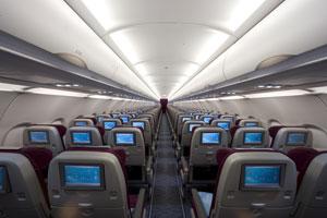 Qatar Airways - Airbus 320