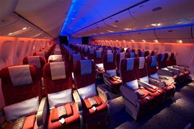 Boeing 777 - Qatar Airways